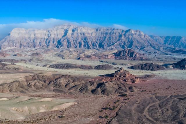 Negev Desert Pano
