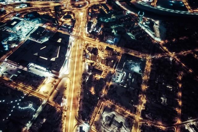 Vilnius Downtown Konstitucijos Avenue