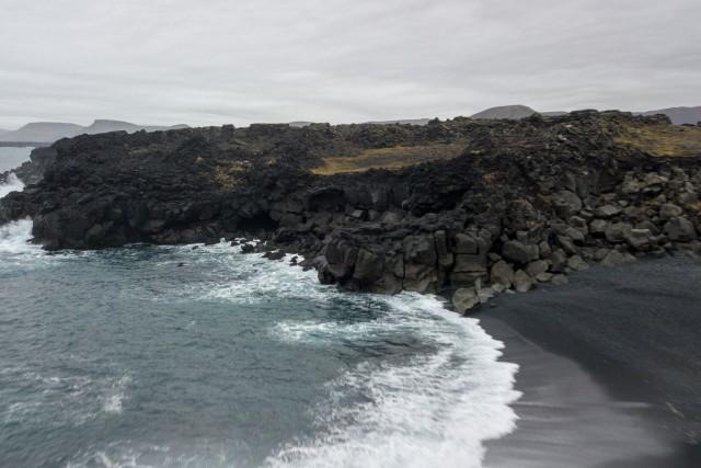 Iceland Prehistoric Coastline