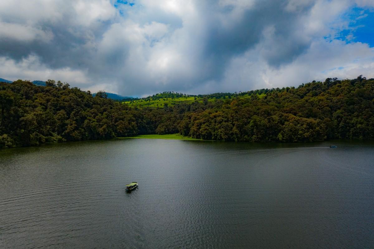 Pantenggang Lake