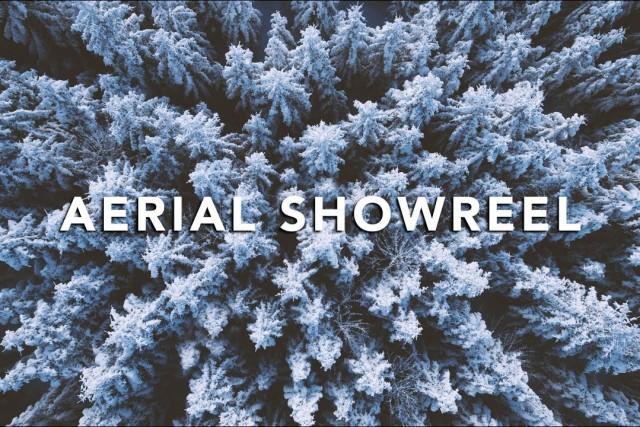 Aerial Showreel 2017!