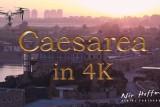 Caesarea at sunrise