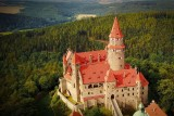 Czech medieval castles and cathedrals