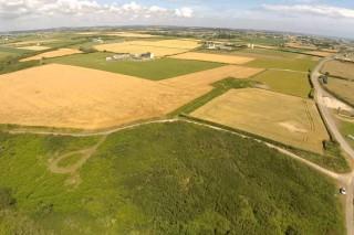 Drone Pointe St Mathieu