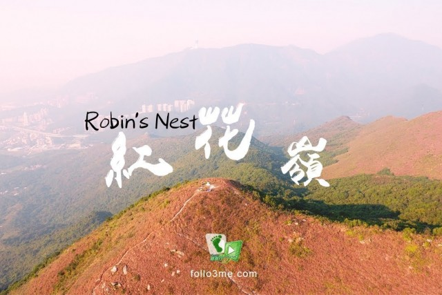 Lin Ma Hang / Robin's Nest, New Territories, Hong Kong