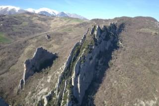 Stone Landscape – Pennadomo Chieti Italy