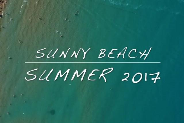 Sunny Beach (Bulgaria) Summer 2017