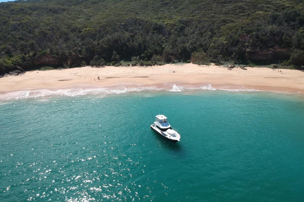 Maitland Beach, NSW, Australia