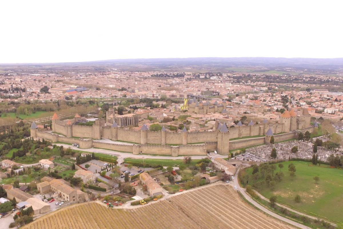 Cité de Carcassone