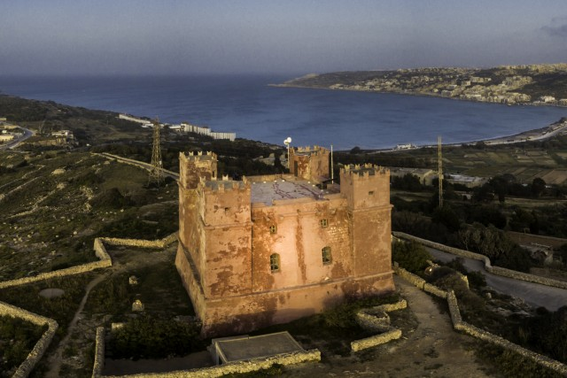 Malta Fortress