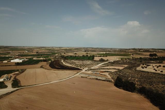 El desierto de Monegros