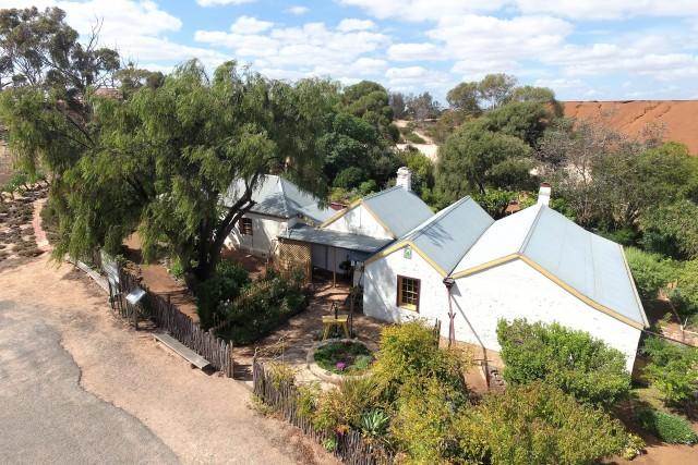 Miners cottage Moonta Mines South Australia