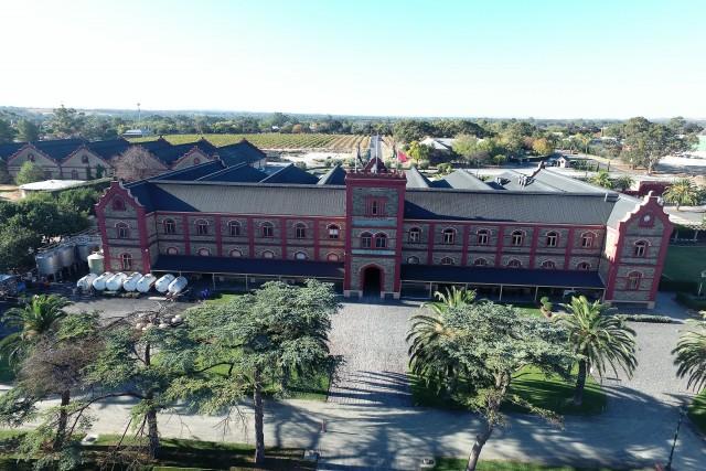 Chateau Tanunda Winery Tanunda South Australia