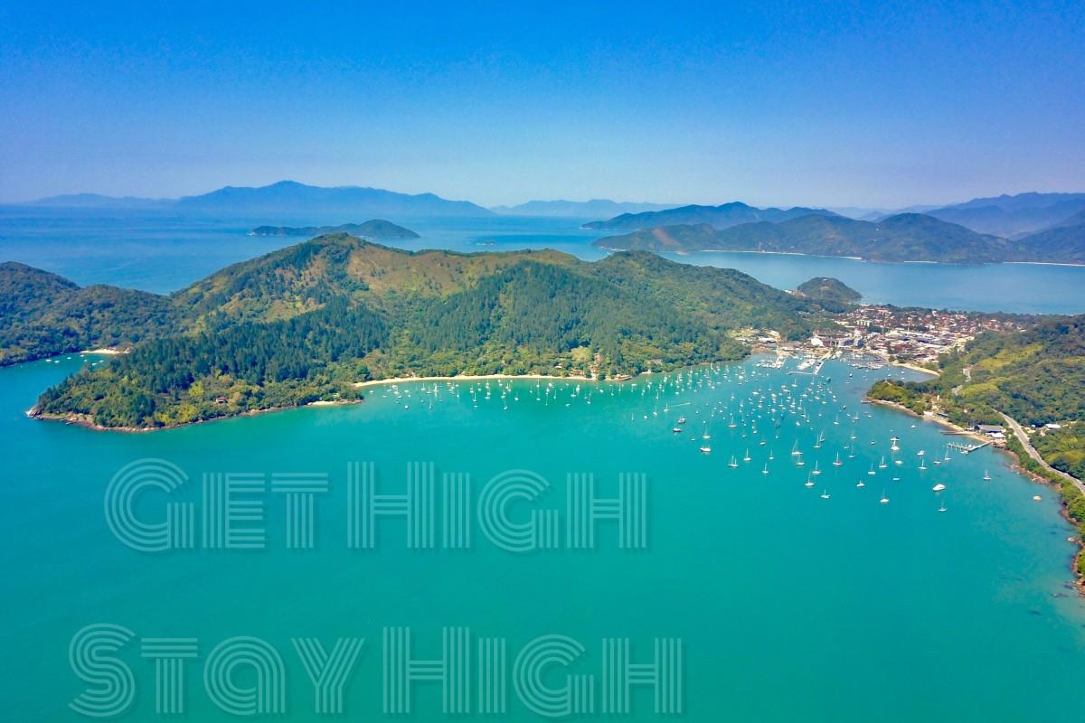 Get high, stay high!