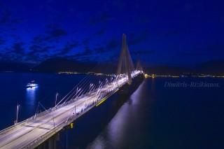 Rio-Antirio bridge….,Greece
