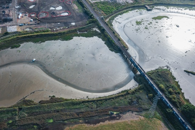 Manningtree River Stour
