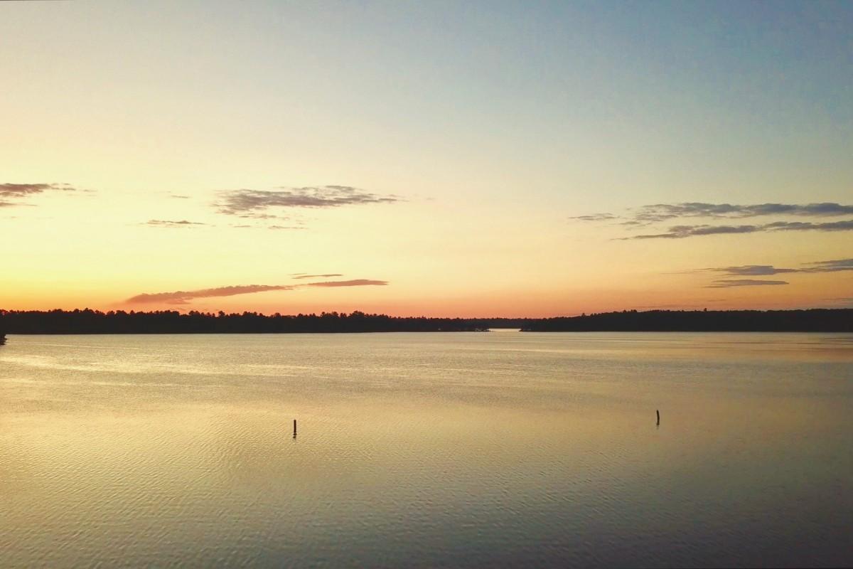 Northwoods Sunrise