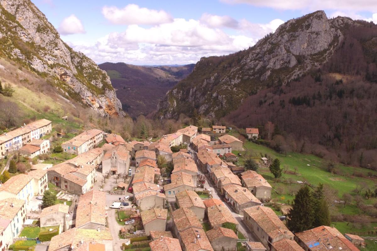 Village de Montségur