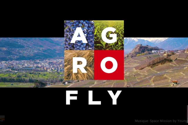 AgroFly – SprayUAV training in the Vineyards