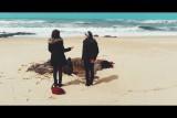 Angeiras beach with Mavic Air