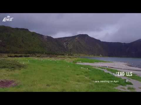 AZORES day two: Lagoa do Fogo | thekonst travel vlog