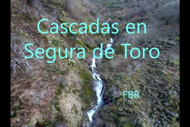Cascadas de Segura de Toro, valle del Ambroz, Cáceres, Extremadura, España