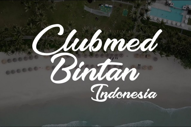 Clubmed Bintan, Indonesia