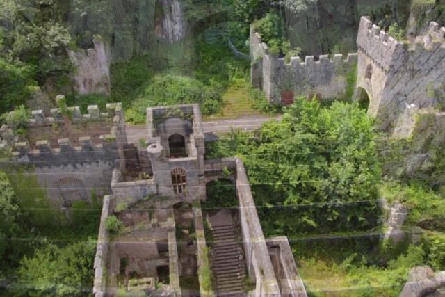 Gwrych Castle Wales