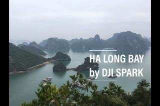 Halong bay, Vietnam by DJI Spark