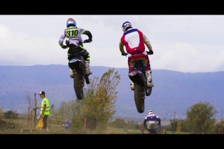 How high can they jump?…  – Filming Motocross racing with DJI Inspire 2