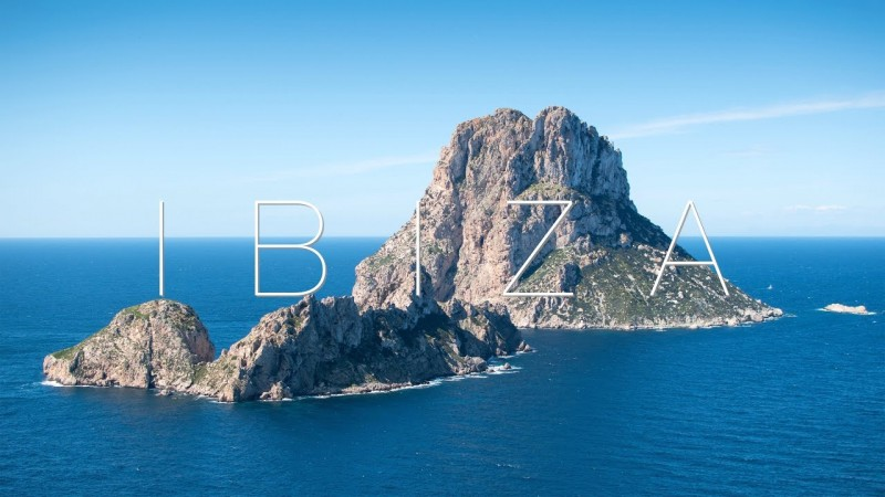 Ibiza | DJI Mavic Pro | 4K