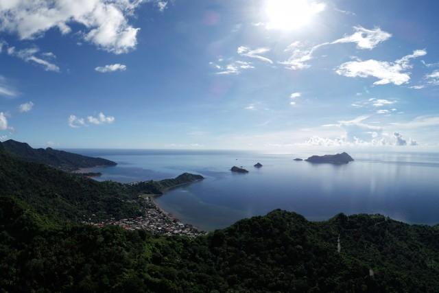 Balcon nord de Mayotte
