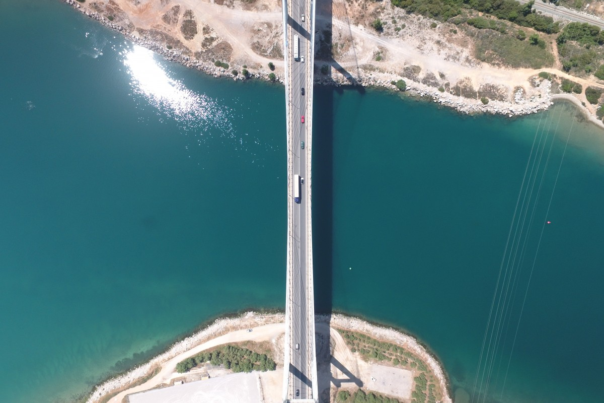 Halkida bridge