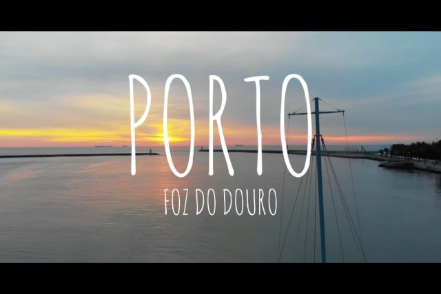 Porto – Foz do Douro with Mavic Air