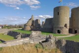 Rhuddlan Castle North Wales
