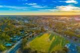 Weeroona Oval at Sunrise
