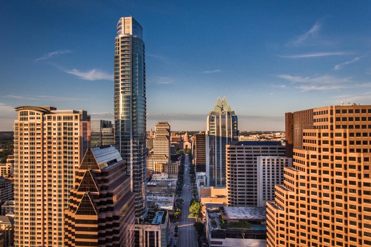 Congress Ave, Austin, Texas