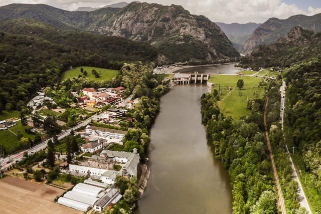 Olt Valley & Cozia Monastery, Romania