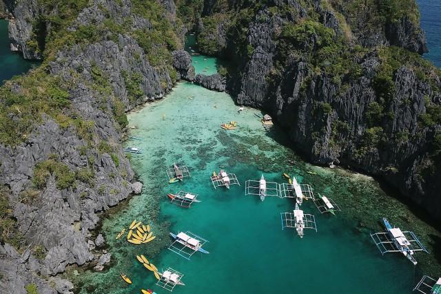Secret Lagoon, El Nido, Palawan, Philippines