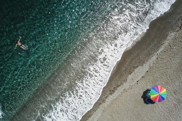 Agiokambos beach Larissa, Greece