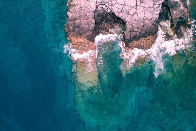 Tenerife Coast Line – overhead