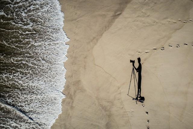 Photographer life, Praia da Macumba, Rio de janeiro / Brasil