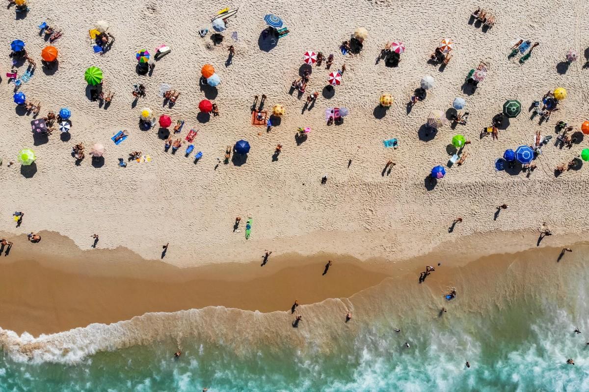 Barra da Tijuca Beach, Rio de janeiro / Brasil