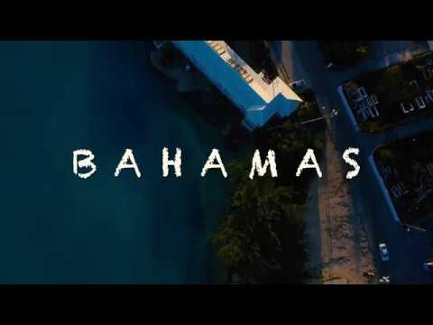 BAHAMAS – Girlfriend got surrounded by sharks and swimming pigs