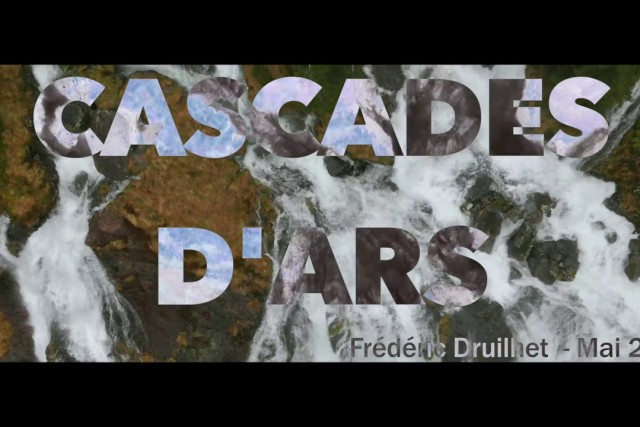 Cascades d'Ars 4K – France (Dji Mavic Air)