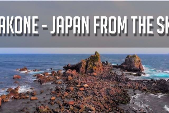 Hakone, Japan | DJI Mavic Air
