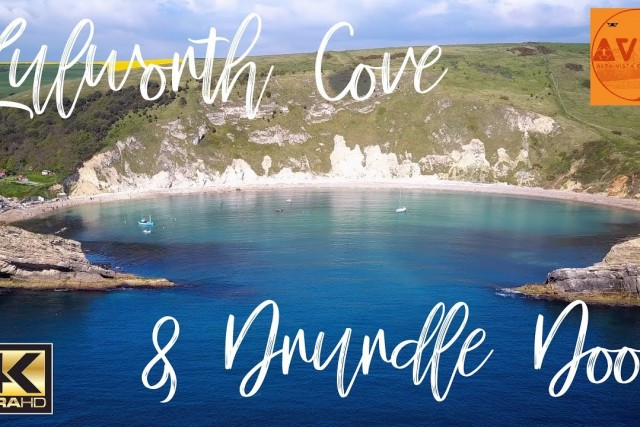 Jewels of Dorset Coast – Lulworth Cove and Durdle Door