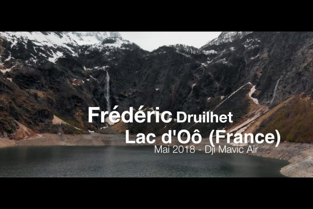 Lac d'Oô 4K – France (Dji Mavic Air)