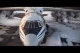 Military plane IL – 76