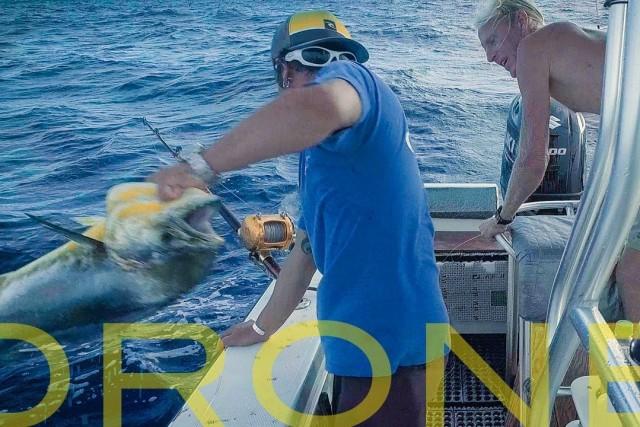 rainbowrunnner fishing